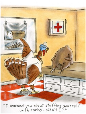 Wishing you a low carb Thanksgiving!